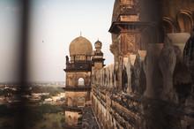A Mughal Mausoleum In India