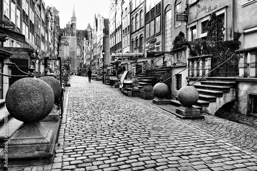 Fototapeta Gdańsk obraz