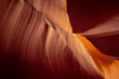 Stunning scenery at Upper Antelope Canyon - travel photography