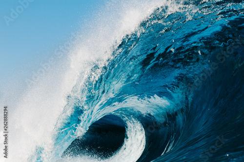 Fototapeta  ola rompiendo