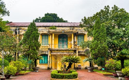 Leinwand Poster Imperial Citadel of Thang Long in Hanoi, Vietnam
