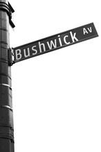 New York City Street Sign At B...
