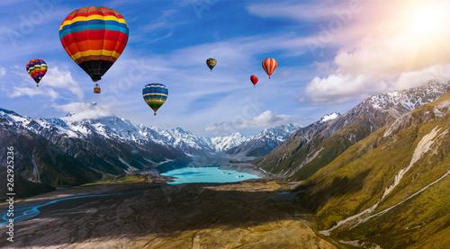 Poster Balloon (Multiple Values)