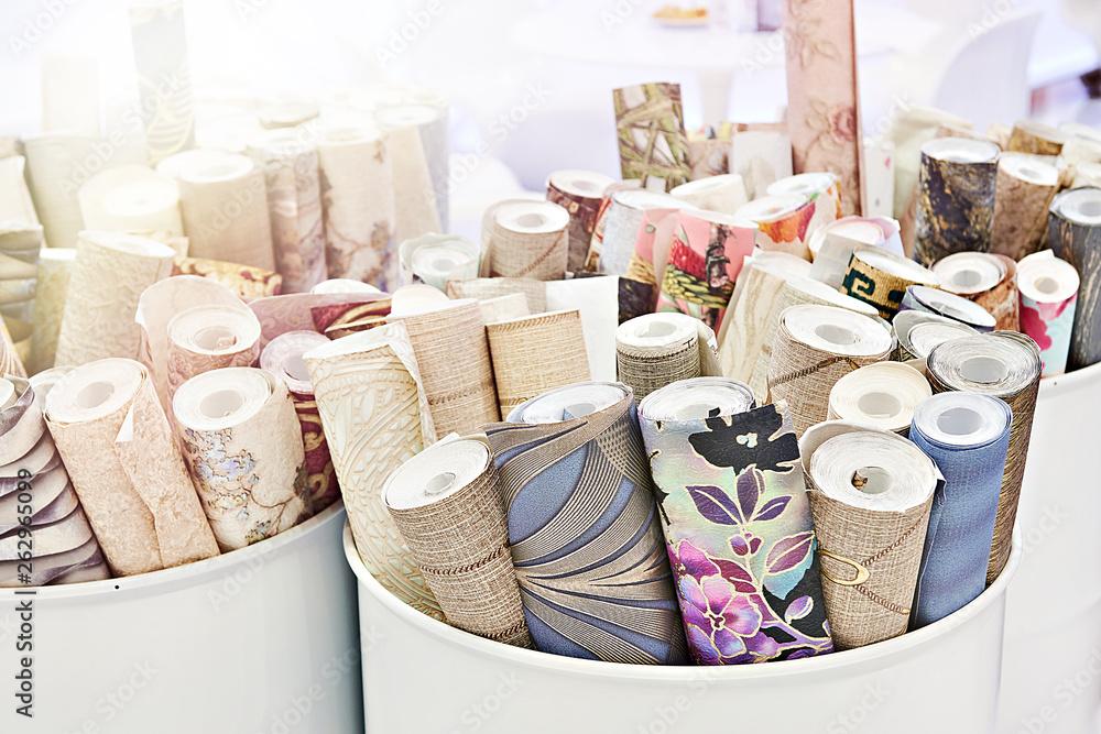 Fototapety, obrazy: Rolls of wallpaper