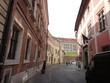 クラクフの街並み、ポーランド