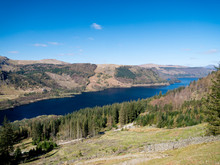 Thirlmere Reservoir In The Bor...