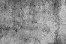 Gray Concrete Wall, Grunde Background