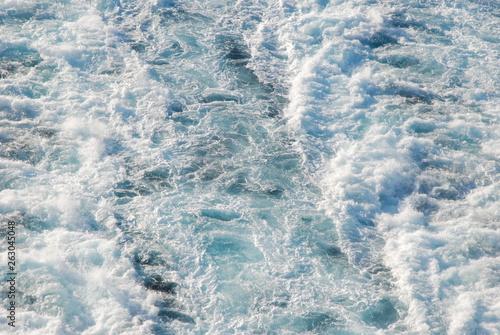 Foto auf Gartenposter Wasser Ocean surf