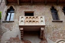 Front View Of Juliet's Balcony