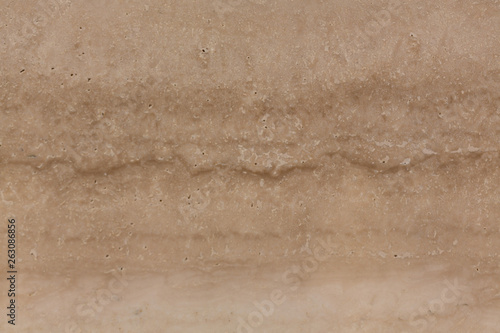Stickers pour portes Marbre New travertine texture in admirable hue.