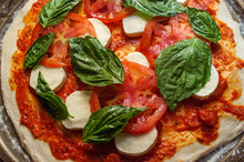 New York Margherita Pizza