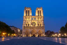 Notre-Dame De Paris Cathedral ...