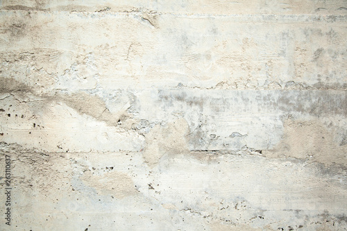 Wall Murals Old dirty textured wall gray wall background