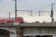 Züge Bahne Dampf Bahnhöfe Dresden
