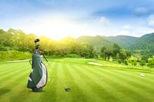 Golf Equipment And Golf Bag Go...