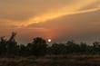 Landscape Sunset sky