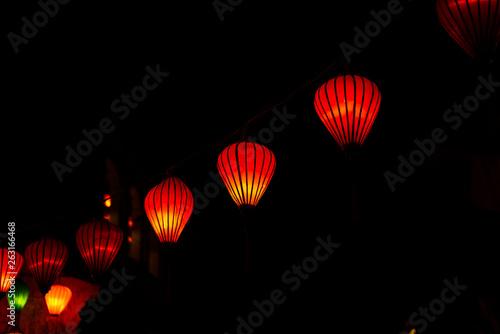 Photo  Traditionnal lantern in Hoi An vietnam