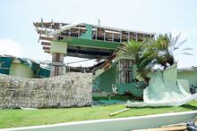 Philipbsburg St.Maarten, Hurri...