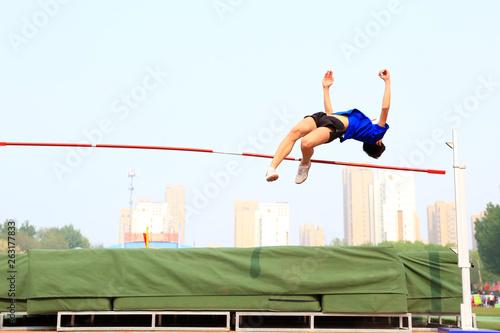 Photo  high jump
