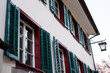 Swiss houses in Lucern