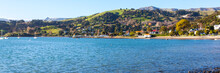 Panoramic Photo Of The Harbour...