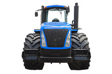 Agricultural Tractor ( Front View )