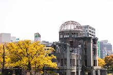 Atomic Bomb Dome In Hiroshima,...