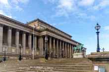 St. George Hall Liverpool
