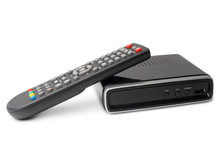 Digital TV Tuner With Remote Control