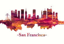 San Francisco California Skyli...