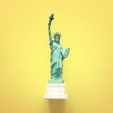 American Symbol Statue Of Liberty