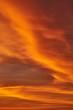 Magic Unreal Colorful Sky at Sunrise