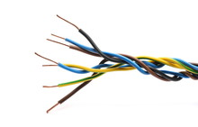 Cut Insulated Cable Colorful C...
