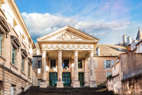 Fotografie, Obraz Palais de justice à Poitiers
