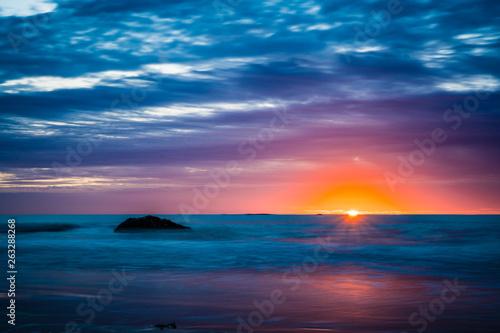 Fotografía Seascapes of Cape Sable Island Nova Scotia Canada