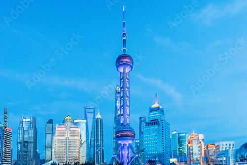 Foto op Aluminium Shanghai 浦東