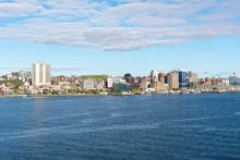 Halifax Harbour Skyline, Nova Scotia