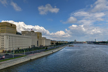 Ministry Of Defense - Moscow, ...