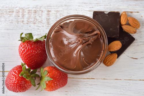 Fotografia Chocolate paste