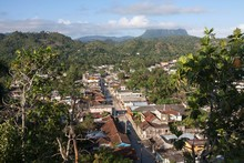 View Of The Houses Of Baracoa,...