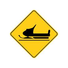 USA Traffic Road Signs.snowmob...
