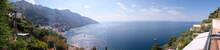 View Of Positano Italy