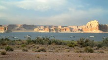 Painted Desert Lake Pan