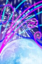 Laser Northern Lights