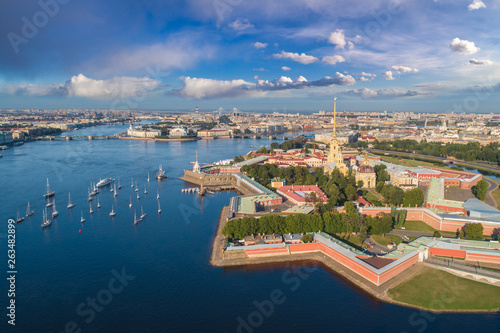 Fotomural  Saint Petersburg