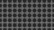 Black Seamless Geometric Square Pattern Image