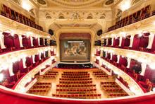 Lviv Opera House Interior