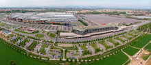 Aerial View Of The Arese Shopp...