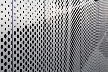 Perforated Metal Panel. Facing...