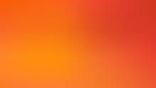 Orange PowerPoint Slide Backgr...